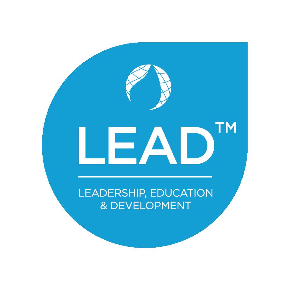 Lead Tag Blue